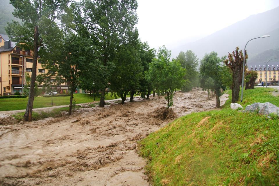 Risqhydro: red de sensores hidrológicos para la alerta del riesgo de inundación