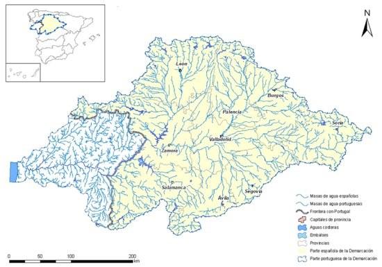 Instalación de tres estaciones hidrológicas de Arantec en la demarcación hidrográfica internacional del Duero