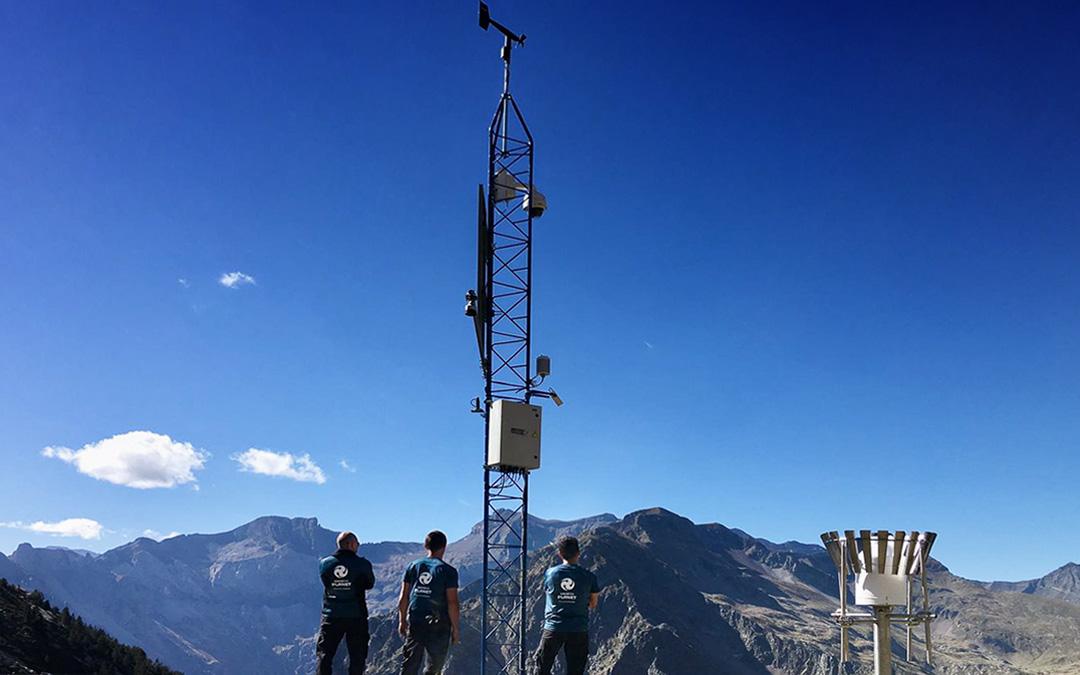 Descubre qué usos puedes dar a una estación meteorológica automática